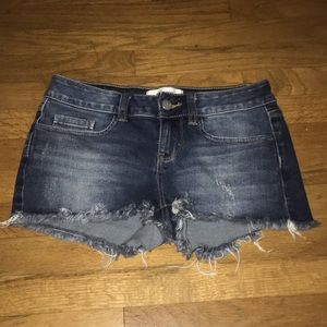 Victoria's Secret Cut off Shorts